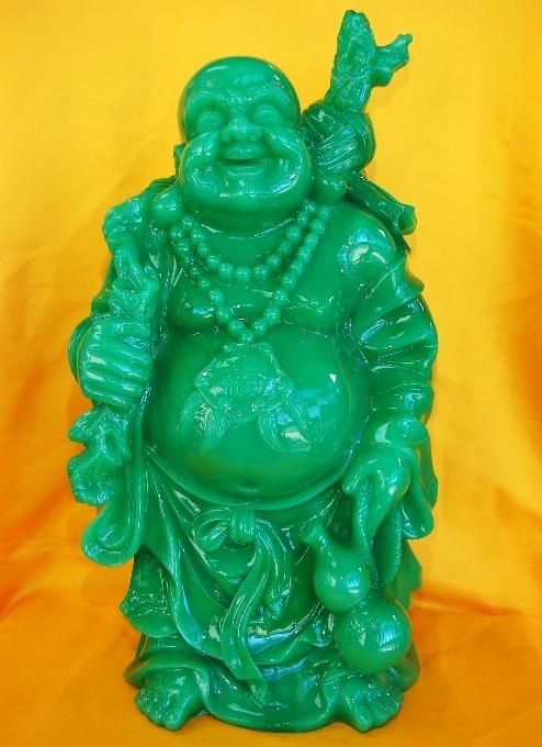 Standing Money Buddha