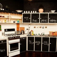 Chalkboard In Kitchen Designers Charlotte Nc Feng Shui Interior Design Paint The Tao Of Dana