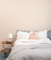 Peach Apricot Wall Colors | Feng Shui Interior Design ...