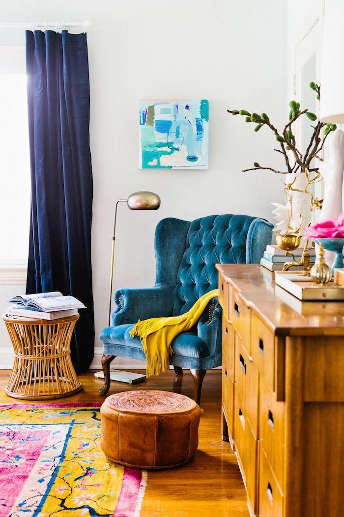Colorblocking Interior Design  Feng Shui Interior Design  The Tao of Dana