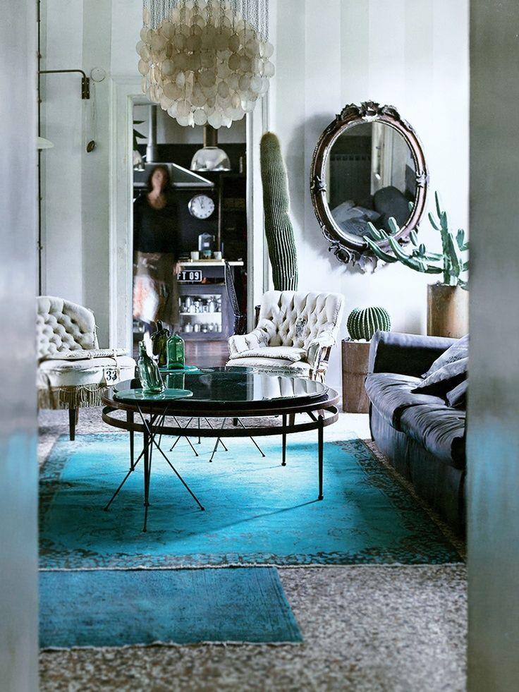 Overdyed Carpet  Feng Shui Interior Design  The Tao of Dana