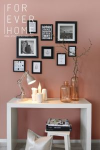 Dusty Rose Inspiration | Feng Shui Color | The Tao of Dana