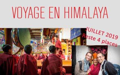 Juillet 2019 – Voyage Feng Shui en Himalaya – Reste 4 places