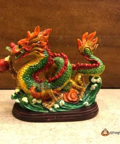 Colorful Dragon of Success