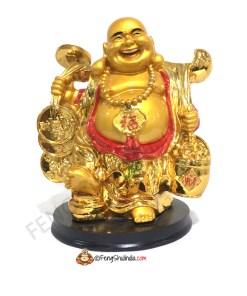 Balancing Buddha