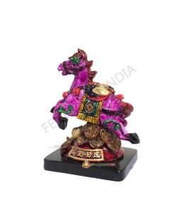 Feng Shui Fly atop Horse