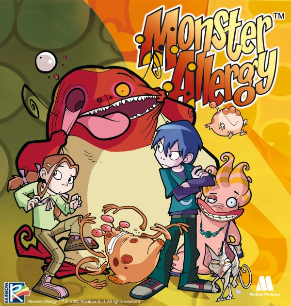 monster-allergy-poster-animation-show-serie-animacion