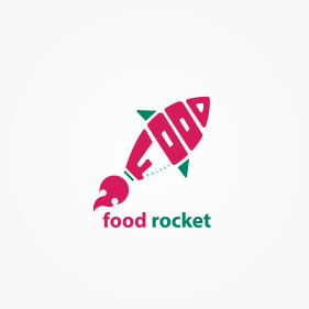 logo food rocket