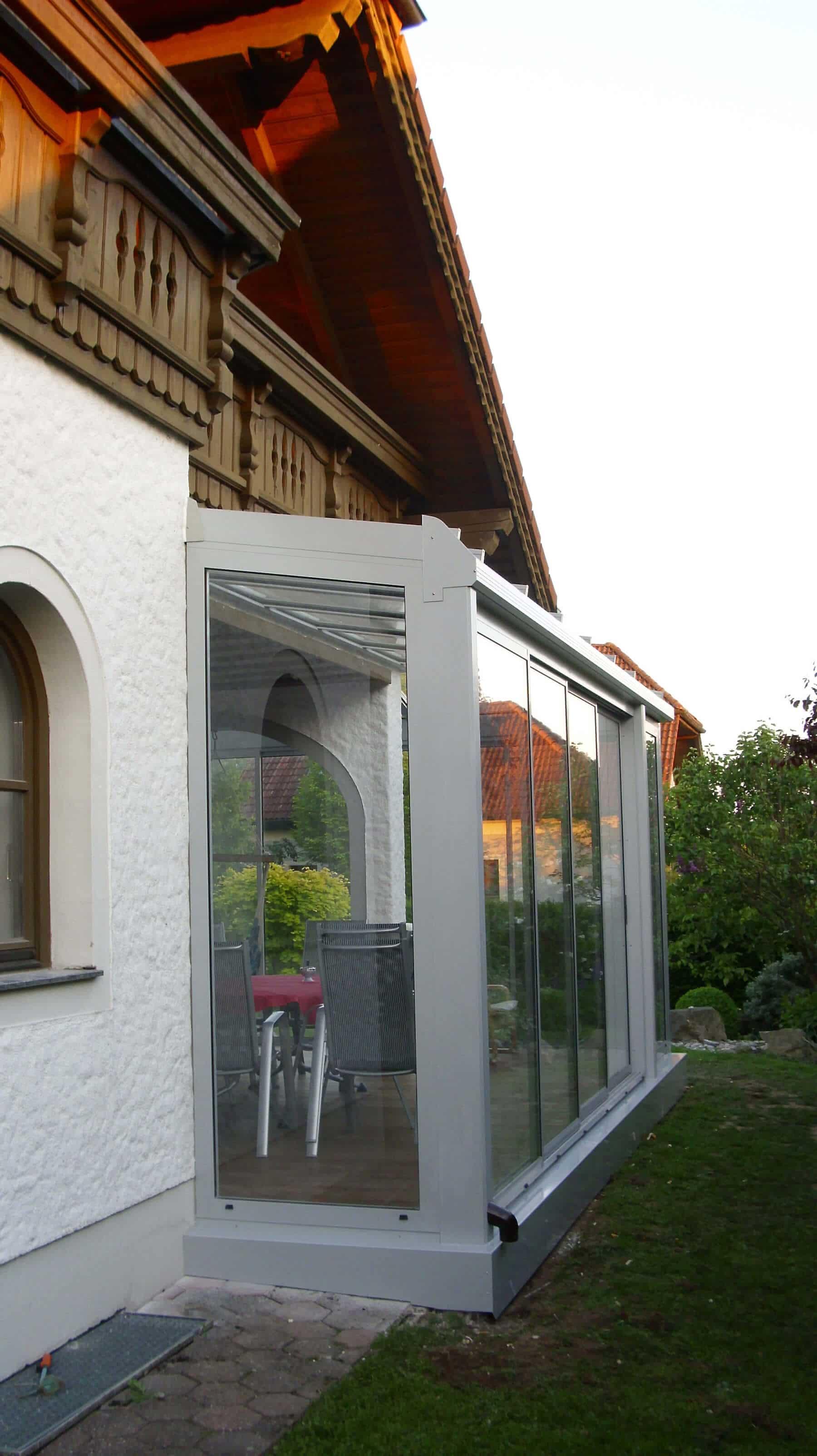 Balkonverglasung Bilder Finden Sie In Unserer Projektgalerie