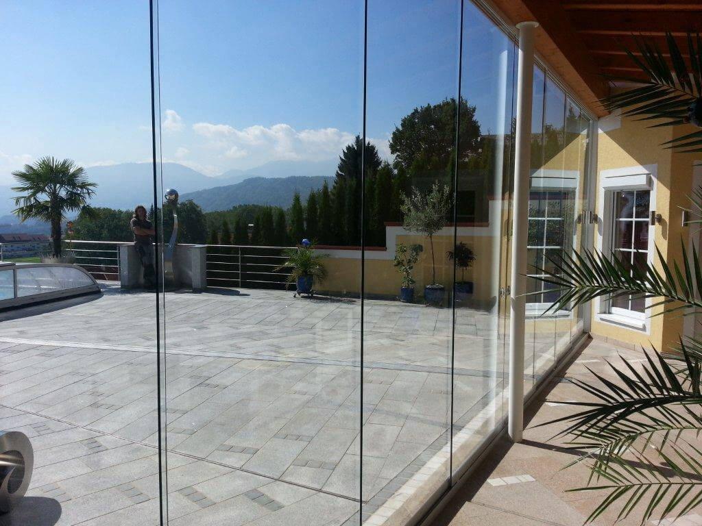 Terrassenüberdachung Glas Kosten - Fenster Schmidinger