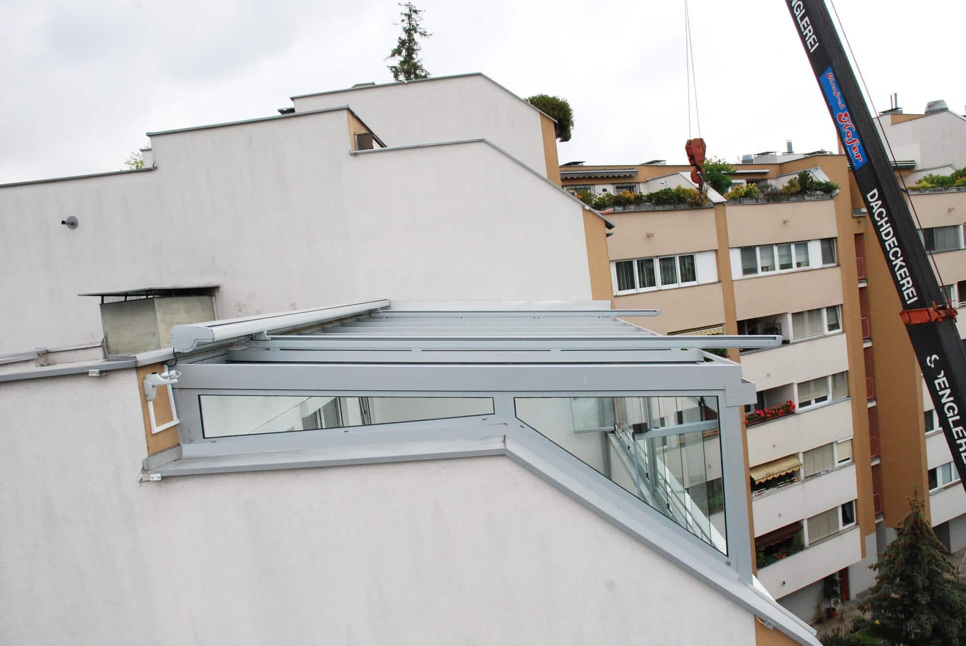 Terrassenüberdachung Glas Preise | Fenster-Schmidinger Aus Österreich
