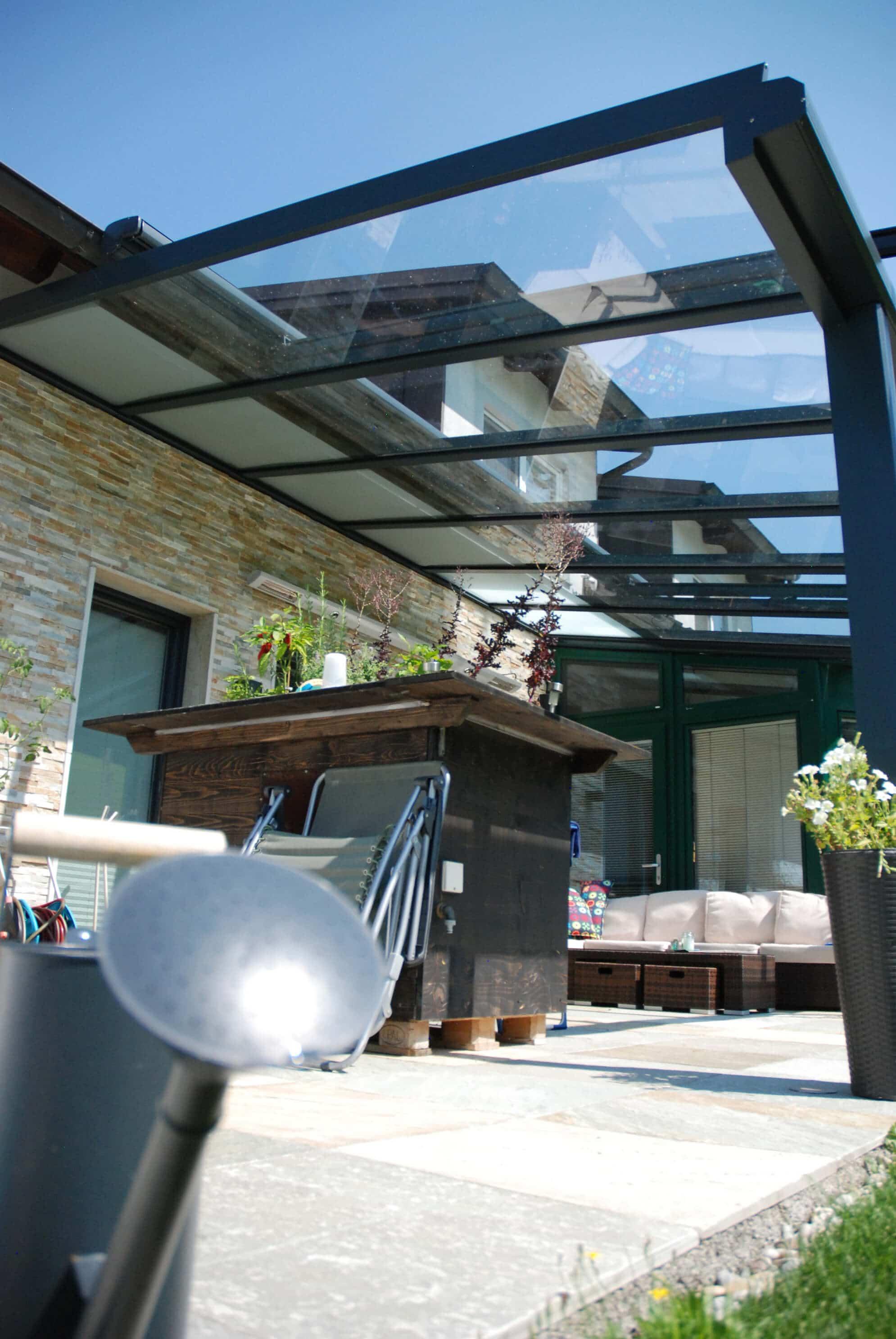 Hauseingang Vorbau Glas - Lässt Sie Nicht Im Regen Stehen!