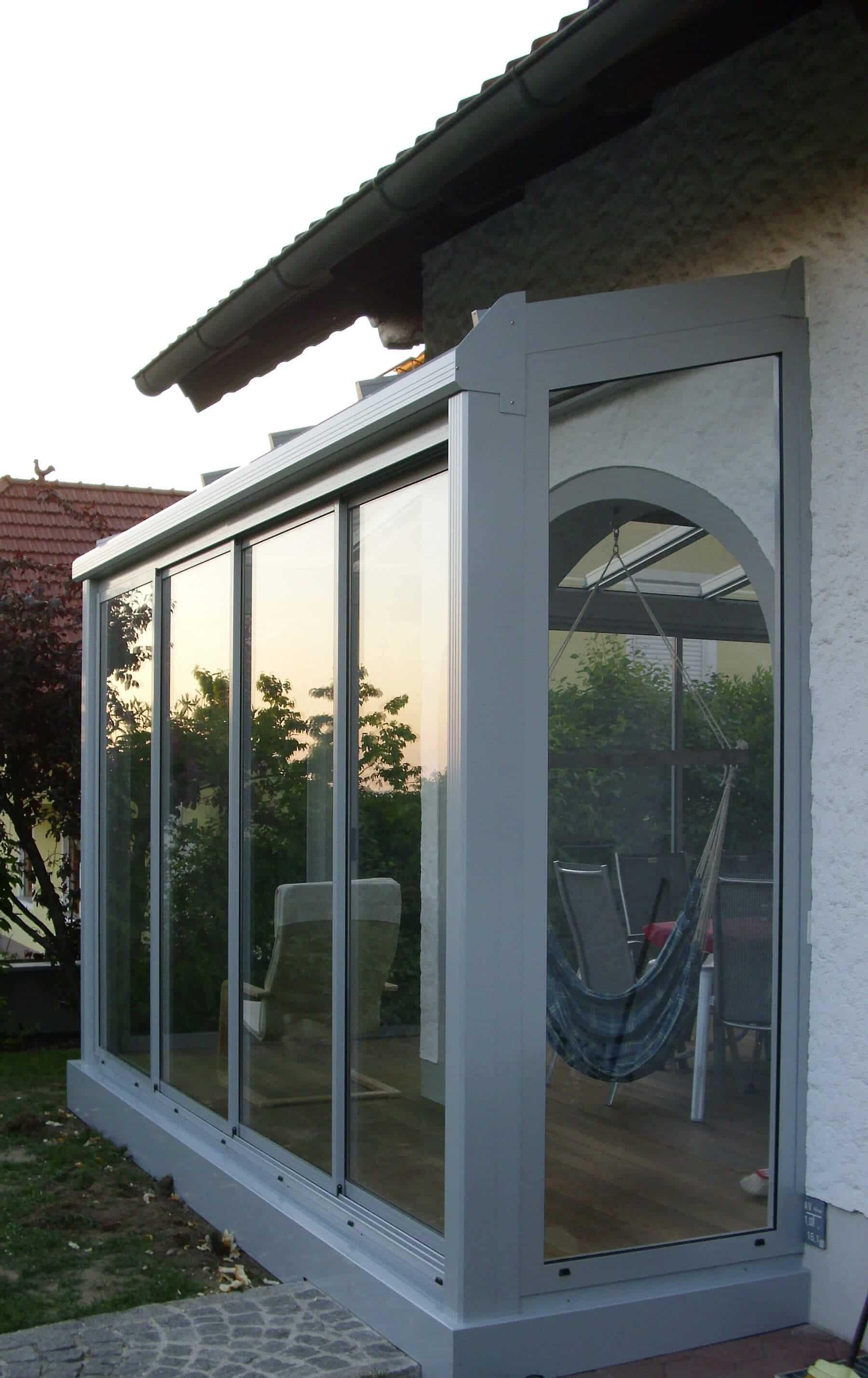 Terrassenüberdachung Glas Preis - Fenster Schmidinger