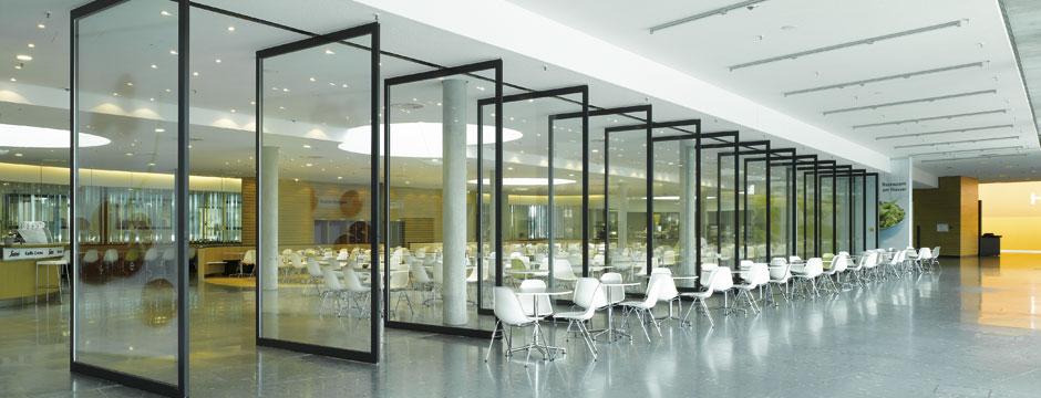 Jansen steel carpentry and windows  Barcelona