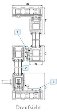 B&F Fensterhof - Iglo HS Hebe- Schiebetren - Hersteller ...
