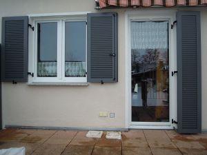Basisrahmen Fensterladen BR 09