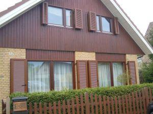 Basisrahmen Fensterladen BR 13