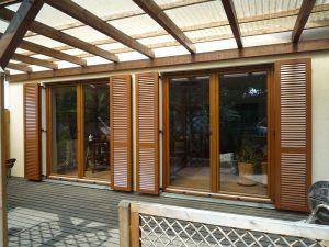 Grundrahmen Fensterladen GR 17