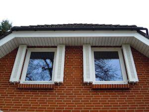Grundrahmen Fensterladen GR 20