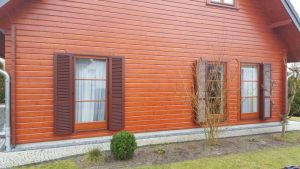 Grundrahmen Fensterladen GR 24