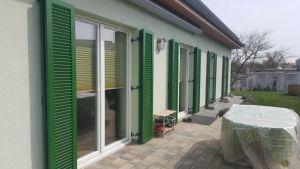 Basisrahmen Fensterladen BR 37