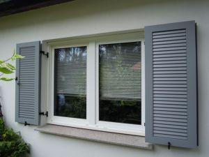 Basisrahmen Fensterladen BR 41