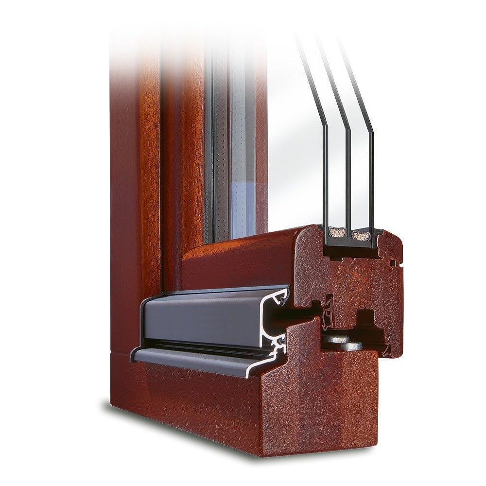 Mahagoni Fenster Kaufen » Holzfenster Mit Lasur Mahagoni