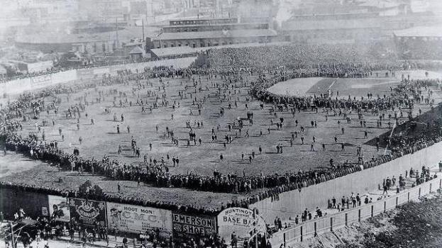 Huntington Avenue Grounds, 1903 World Series