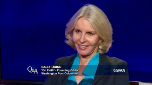 Sally Quinn - Washington Post