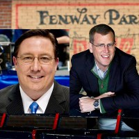 Red Sox President Sam Kennedy & Dave O'Brien of NESN