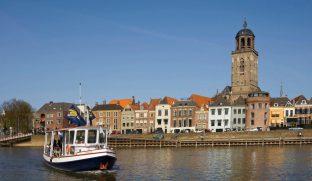 Deventer - IJsselaanzicht