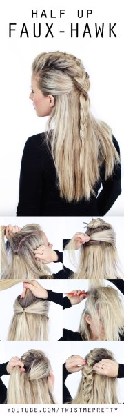 simple five minute hairstyles