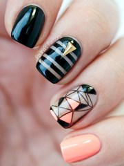 latest 45 easy nail art design