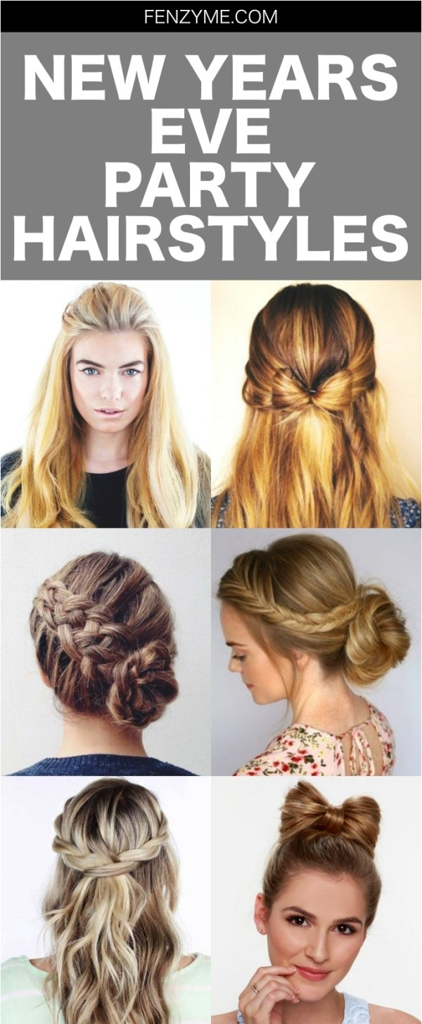 30 New Years Eve Party Hairstyles Hairstyles Ideas Walk The Falls