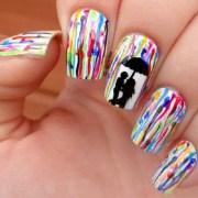 creative 3d nail art