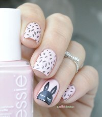 45 Cute Easter Nails Art Designs for 2016 - Fashion Enzyme