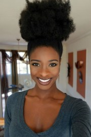 natural hairstyles black