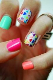 pastel nails design