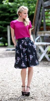 medium length cute outfits with skirts 40 cute sunday ...