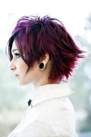 short punk hairstyles and haircuts