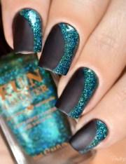 pretty winter nails art