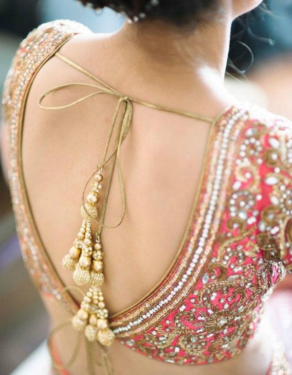 Indian Blouse Back Neck Designs Catalogue Indian Saree Blouse Designs In For Front And Back Neck Fashioneven Discover The Latest Best Selling Shop Women S Shirts High Quality Blouses