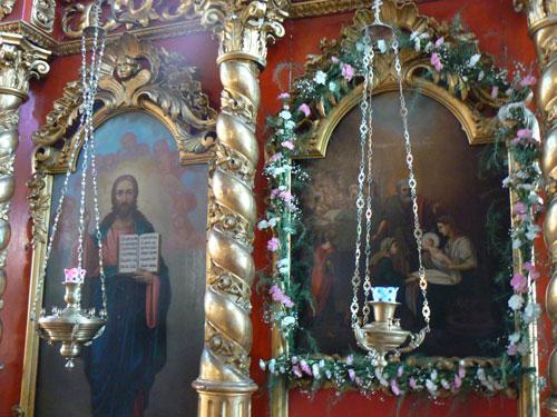 В храме Рождества Пресвятой Богородицы - престольный праздник!