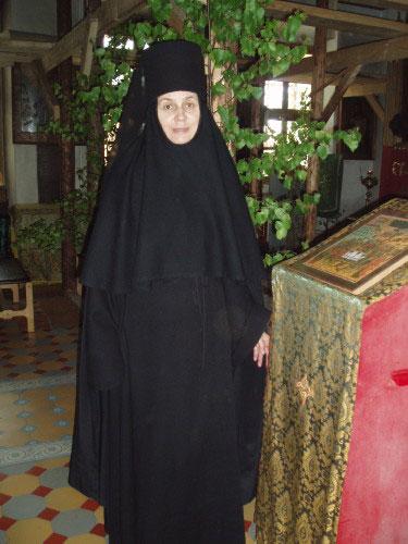 Монахиня Афанасия (Елена Владимировна Безкорсая) (23.06.1952 – 08.04.2011 гг.)