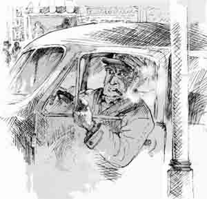 Первая ночь поста . Рассказ Рэя Брэдбери Переводчик: Е. Доброхотова-Майкова