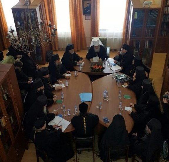 Устроение монашеской жизни в Калужской митрополии