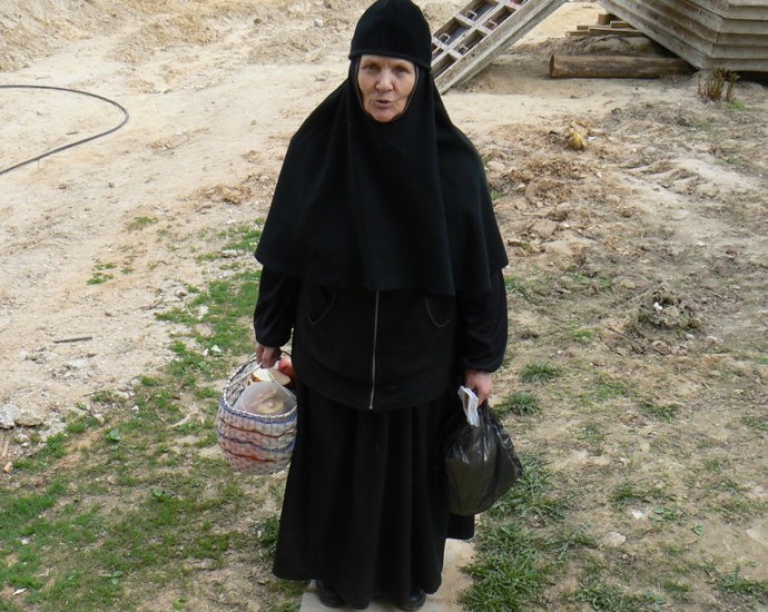 Монахиня Варсонофия (Роот Валентина Павловна) (01.05.1939-26.03.2018 гг.)