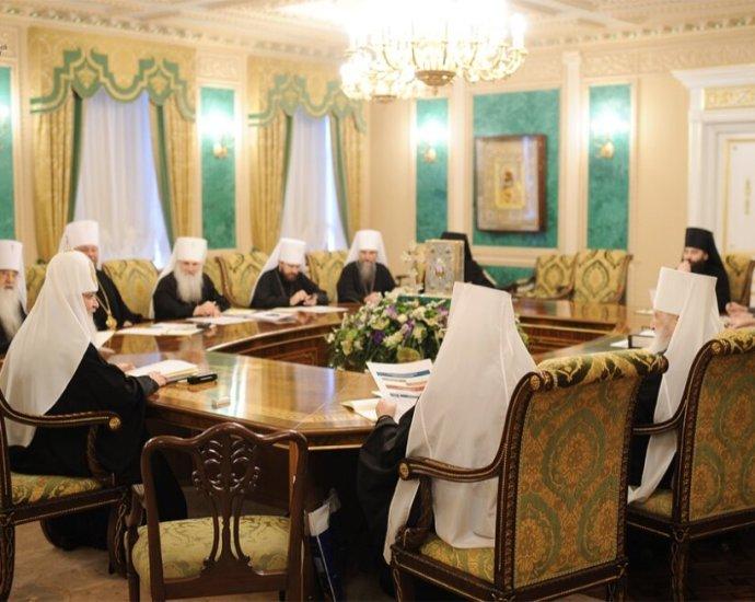 Об избрании викарного епископа в Калужской епархии