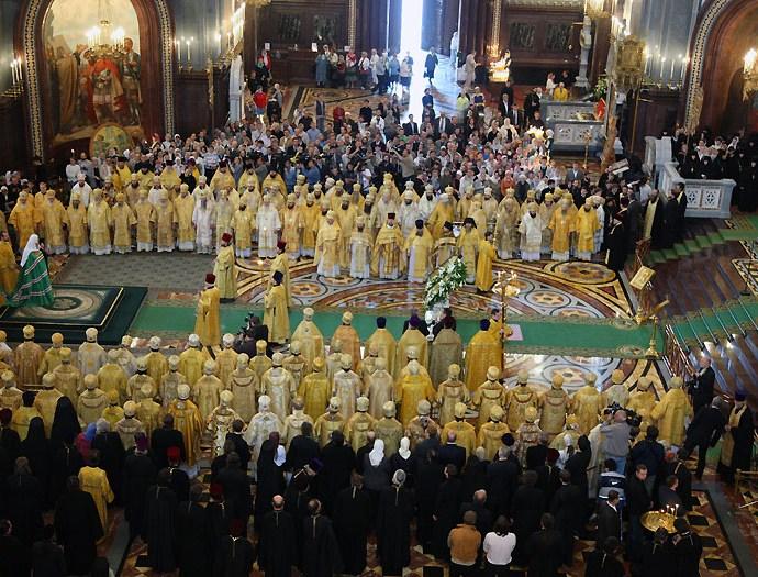 Архиерейский собор 24 – 27 июня 2008 года. Суждения о монастырях и монашеской жизни.
