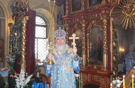 Ежегодное торжество в честь чудотворной иконы Богородицы, именуемой «Ломовская»